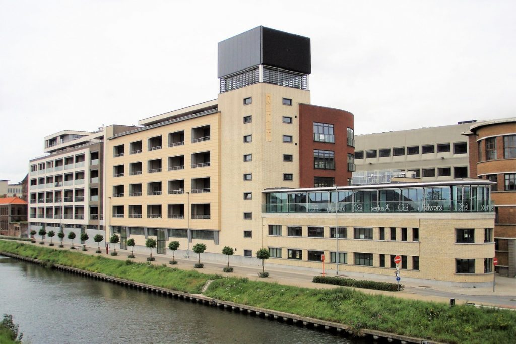 Belgacom site Mechelen