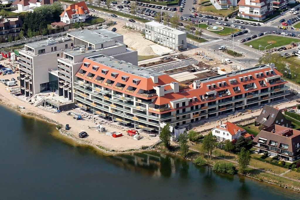 La Reserve Knokke hotel en appartementen