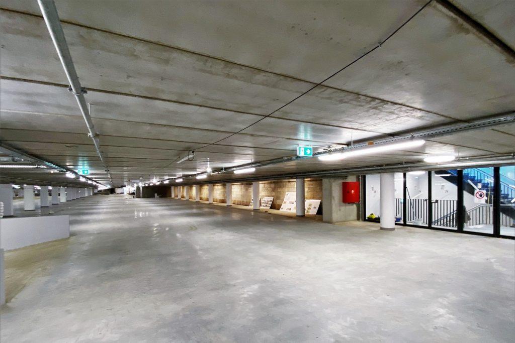 Parkng Steendok Antwerpen