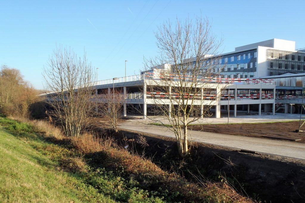 Parking Sint-Maarten Mechelen