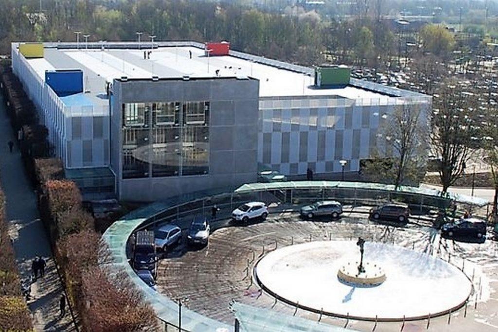 Parking Bezoekers – UZ Antwerpen.
