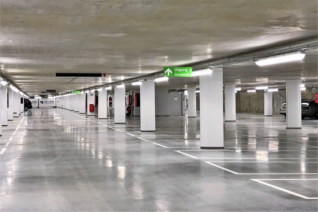 Parking Speecqvest Mechelen