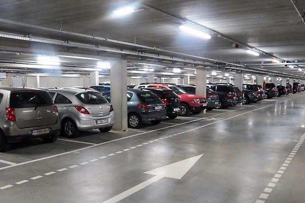 Parking Provinciehuis Antwerpen