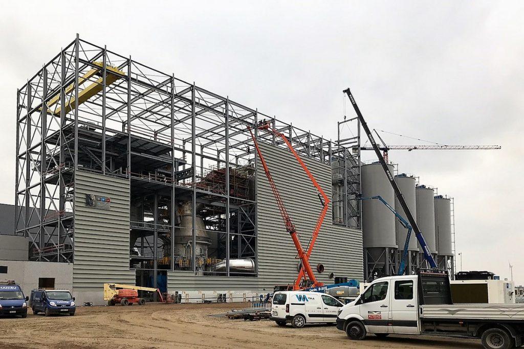 Cementfabriek Cemminerals Gent