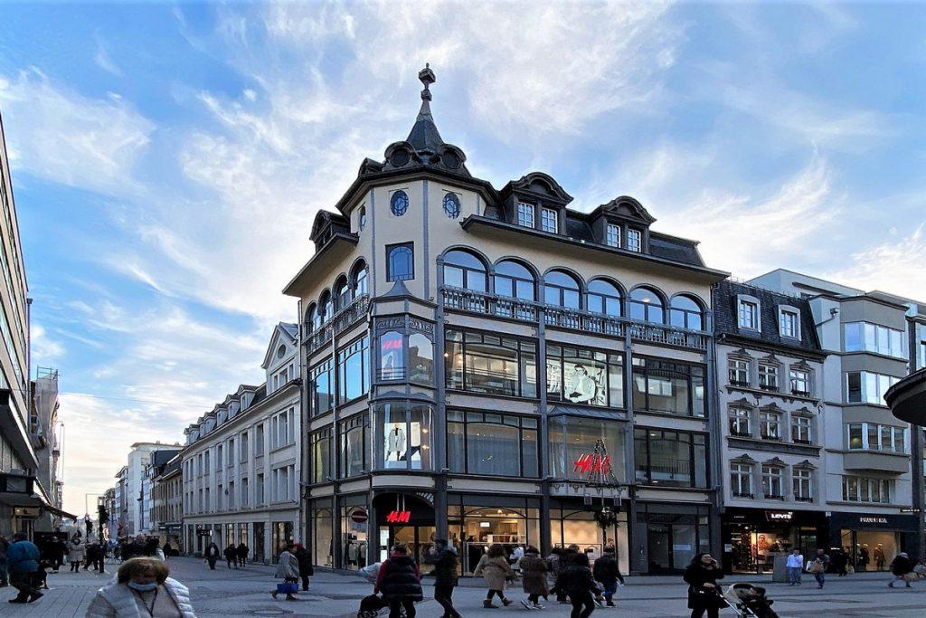 Winkelcentrum Rosenstiel Luxemburg