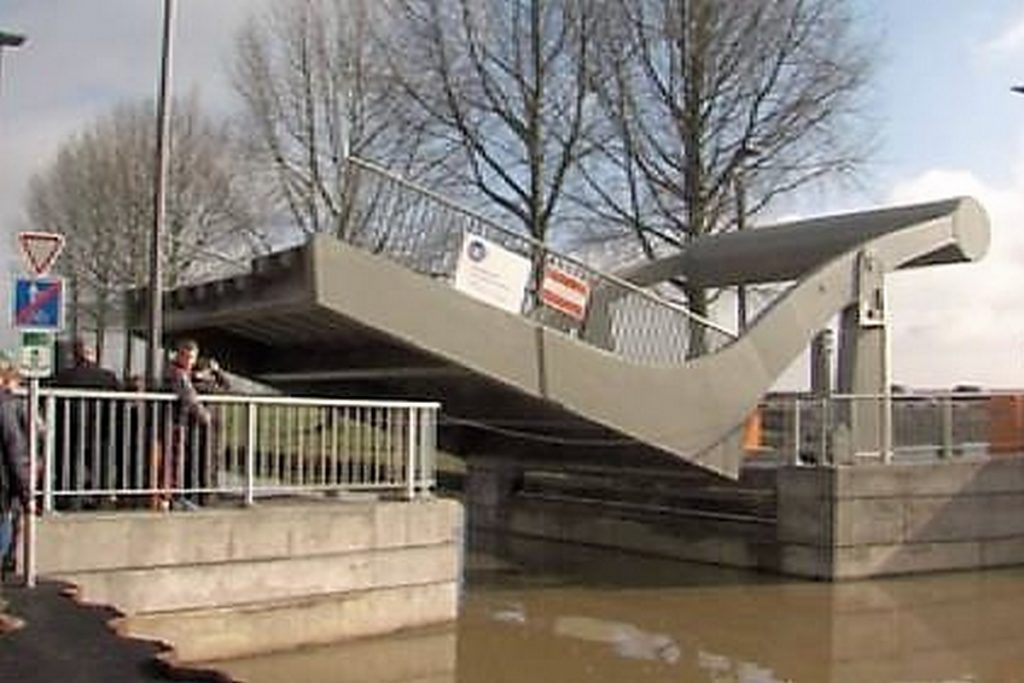 Pont-lévis Devylder