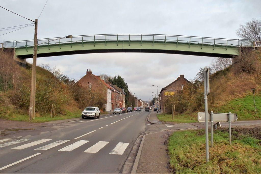 Pont Clara Cuesmes
